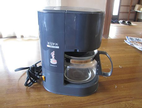 [A004]コーヒーメーカー