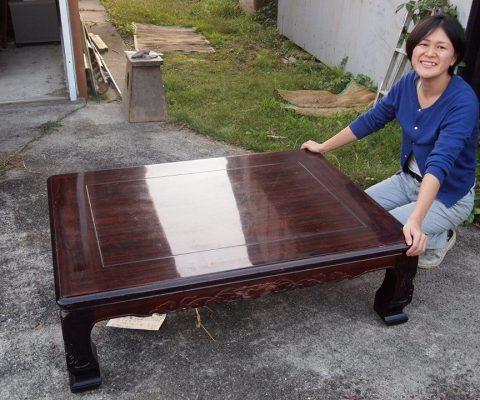 [A019]【成約済】コタツ機能つき座卓